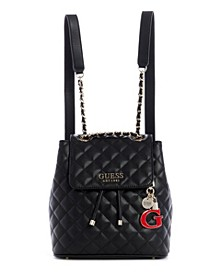 Melise Quilted Backpack