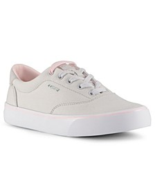 Women's Flip Canvas Low Top Fashion Sneaker