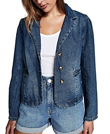 Weekend Denim Blazer