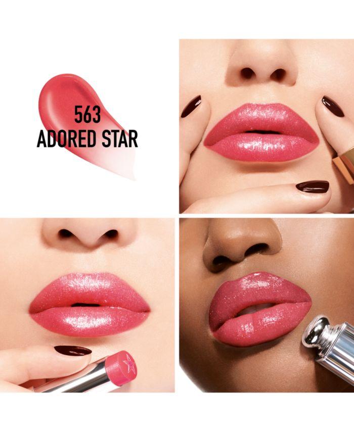 Dior Addict Stellar Halo Shine Lipstick & Reviews - Makeup - Beauty - Macy's