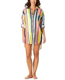 Cotton Swim Cover-Up