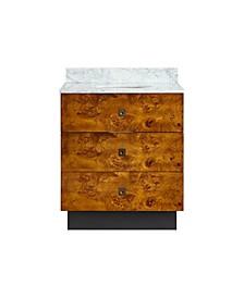 Holly Martin Betlow Marble Top Vanity Sink