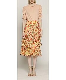 Women's Brigette Midi Skirt