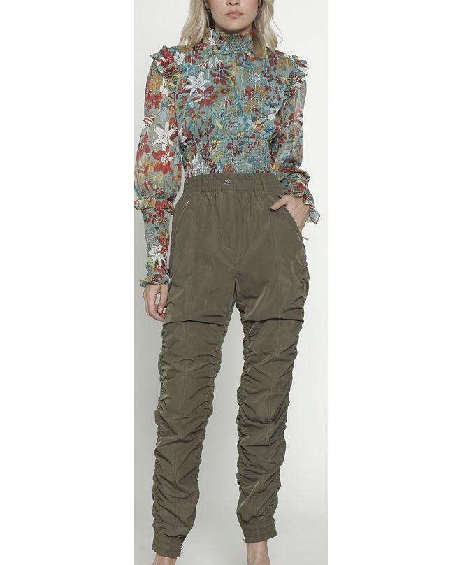 Walter Baker Women's Ramsay Long-Sleeved Top