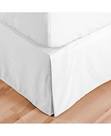 Double Brushed Bed Skirt, King