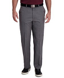 Men's Cool Right Classic-Fit 4-Way Stretch Performance Dress Pants