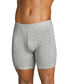 Men's Flex 365 Printed Stretch Boxer Briefs