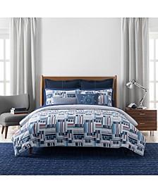 Ditch Plains Full/Queen Comforter Set