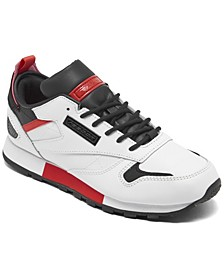 Big Boys Classic Leather Ree Dux Casual Sneakers from Finish Line
