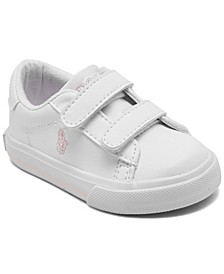 Toddler Girls Easten II Ez Stay-Put Casual Sneakers from Finish Line