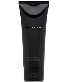 Receive a Complimentary Aftershave Gel with a large spray purchase from the John Varvatos Pure fragrance collection