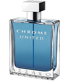 CHROME UNITED by Eau de Toilette  Fragrance Collection