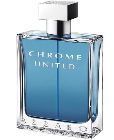 CHROME UNITED by Azzaro Fragrance Collection