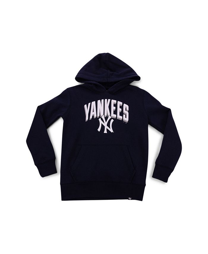 '47 Brand - Youth New York Yankees Pop Fly Hoodie
