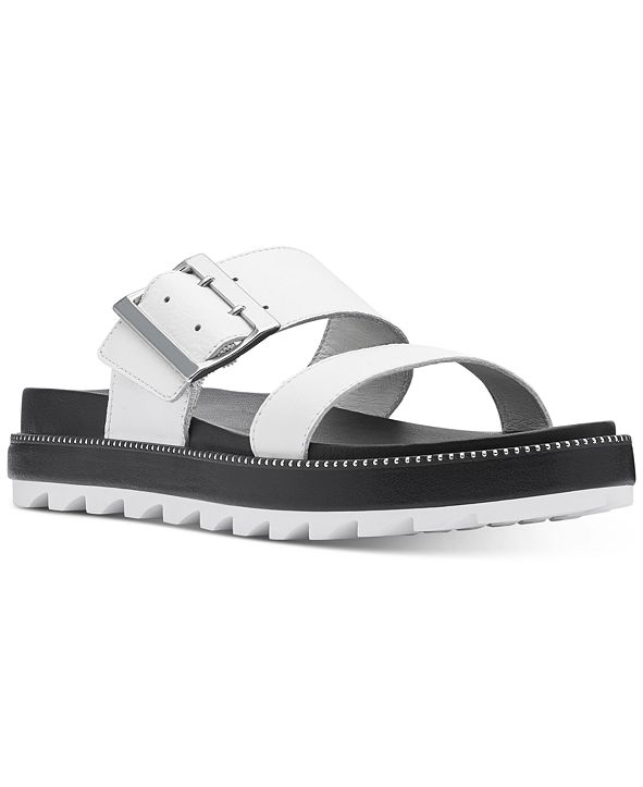 Sorel Women's Roaming Buckle Slide Sandals