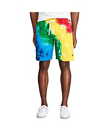 Men's Tie-Dye French Terry Short