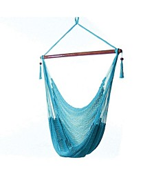 Hanging Rope Hammock Chair Swing Extra Large