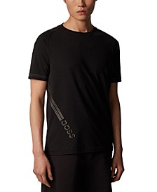 BOSS Men's TL-Tech Black T-Shirt