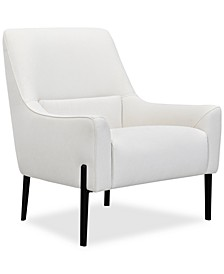 "Aubreeze 31"" Fabric Accent Chair, Created for Macy's"