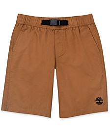 Big Boys Regular-Fit Ripstop Shorts