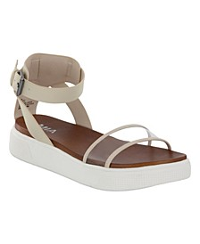 Women's Ellen-L Sneaker Bottom Sandals