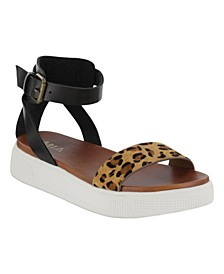 Women's Ellen-Bl Sneaker Bottom Sandals