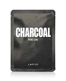 Daily Skin Mask Charcoal, Pack of 5