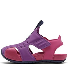 Toddler Girls Sunray Protect 2 Stay-Put Closure Sandals from Finish Line
