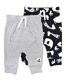 Baby Boys & Girls 2-Pack Pant