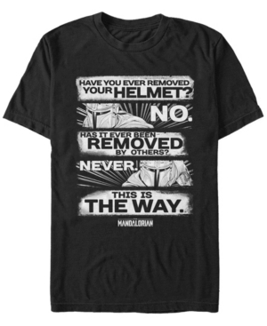 Fifth Sun Men's This is The Way Short Sleeve Crew T-shirt