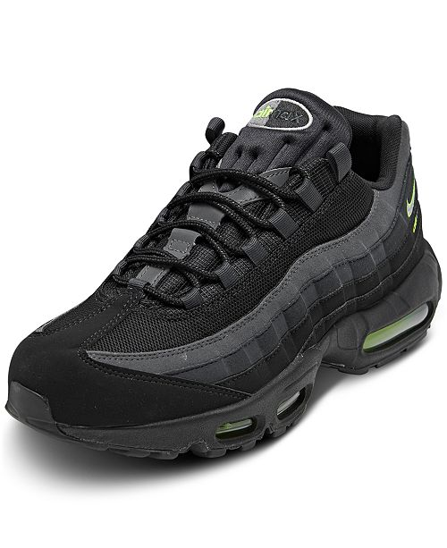 Nike Men S Air Max 95 Casual Sneakers From Finish Line Reviews