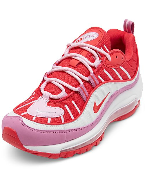 Nike Women's Air Max 98 SE Casual Sneakers from Finish Line