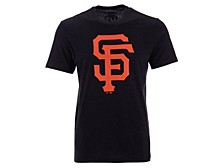 San Francisco Giants Men's Club Logo T-Shirt