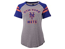 Women's New York Mets Fly Out Raglan T-Shirt