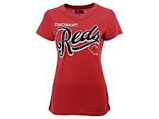Cincinnati Reds Women's Homeplate T-shirt