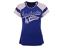 Women's Los Angeles Dodgers Biggest Fan T-Shirt