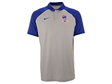 Chicago Cubs Men's Legacy Polo