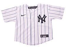 New York Yankees  Infant Official Blank Jersey