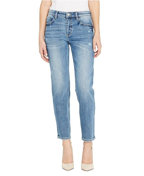 Buffalo David Bitton Ramsey Straight-Leg Jeans