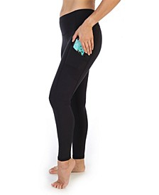High Waist Full Length Pocket Compression Leggings