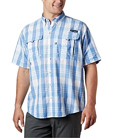 Men's Big & Tall Super Bahama Short-Sleeve Shirt