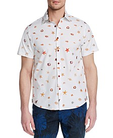 Men's Slim-Fit Smiths Cove Short Sleeve Shirt
