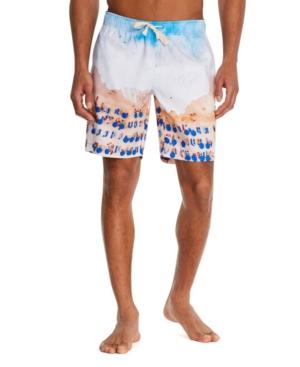 "Men's Standard-Fit 7.5"" La Jolla Swim Trunks"