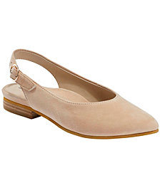 Earth Women's Uptown Ursula Sling Back Flats