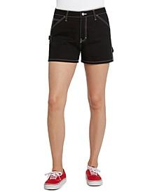 Cotton Carpenter Shorts