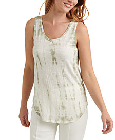 Lucky Brand Essential Tie-Dye Tank Top
