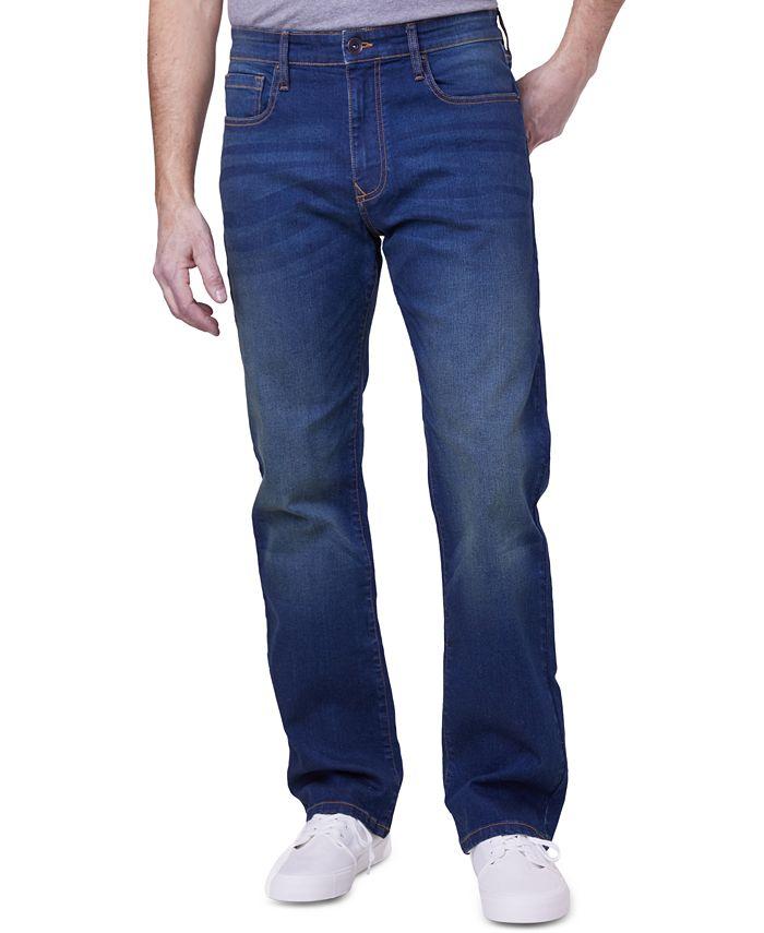 Lazer - Men's  Straight-Fit Jeans