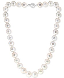 "EFFY® Cultured Freshwater Pearl (11-13mm) 17"" Collar Necklace"