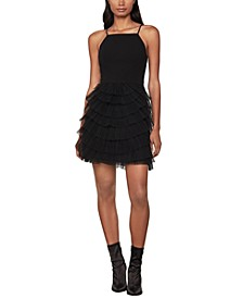Casandra Pleated Dress