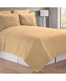 King Matelasse Coverlet